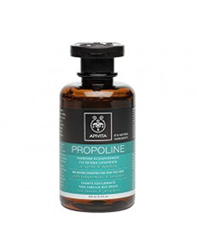 Apivita Propoline Balancing Shampoo For Very Oily Hair
