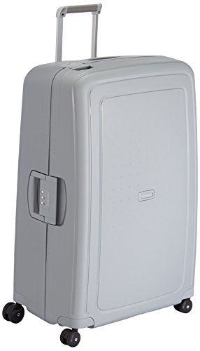 Samsonite S\'Cure - Spinner XL Koffer, 81 cm, 138 L, Silber (Silver)