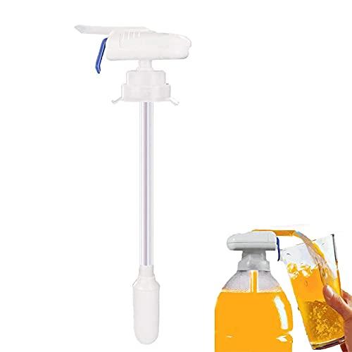 Magic Tap Drink Dispenser,Electric Automatic Drink Dispenser,Magic Electric Tap,Portable Magic Tap Drink Dispenser for Beverage,for Milk Juice Beer Beverage Dispenser (1Pack)