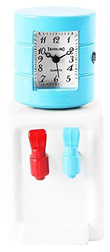 Tavolino Miniaturuhr - Getränkespender - Größe 7,6 cm Uhr 300422000151