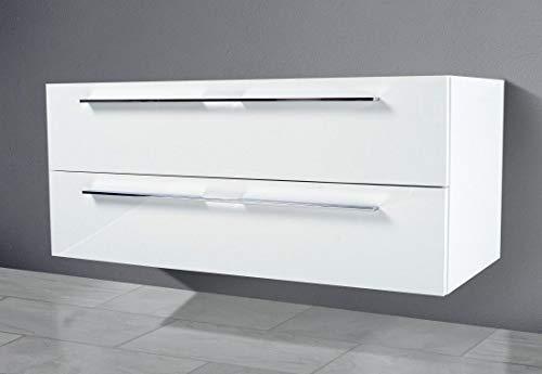 Intarbad ~ Waschtisch Unterschrank zu Villeroy & Boch Venticello Doppelwaschtisch 130cm Waschbeckenunterschrank Bramberg Fichte