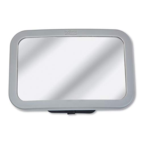 Britax Baby Car Mirror for Back Seat XL Clear View + Easily...