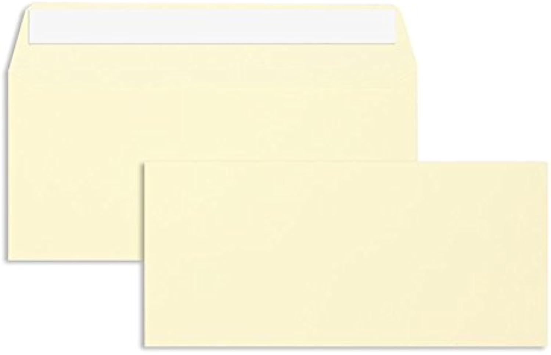 Farbige Briefhüllen     Premium   110 x 220 mm (DIN Lang) Creme (500 Stück) mit Abziehstreifen   Briefhüllen, KuGrüns, CouGrüns, Umschläge mit 2 Jahren Zufriedenheitsgarantie B01CGKBQJU   Schenken Sie Ihrem Kind eine glückliche Kindheit dadfbf