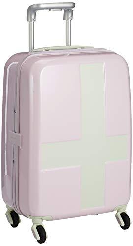 [イノベーター] スーツケース 機内持込サイズ ベーシックモデル INV48T 保証付 38L 48 cm 2.7kg ピンク/アイボリー