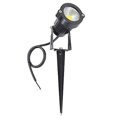 J.LUMI LED outdoor spotlight 12V DC, 1 pack, 2 pack, 3 pack