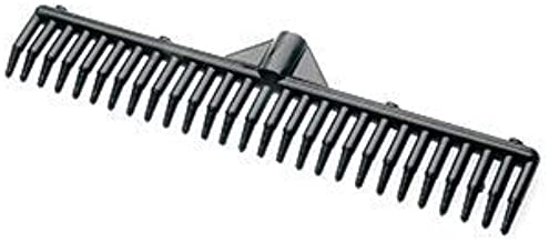 Sweepa - Rubber Rake (Head Only) No Scratching, No Noise, Flexible 100% rubber rake for leaves, pine needles and pine cones