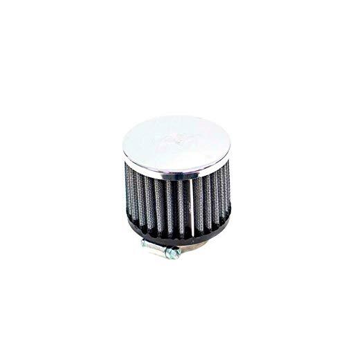 K&N RC-1070 filtro cromado universal Coche y Moto