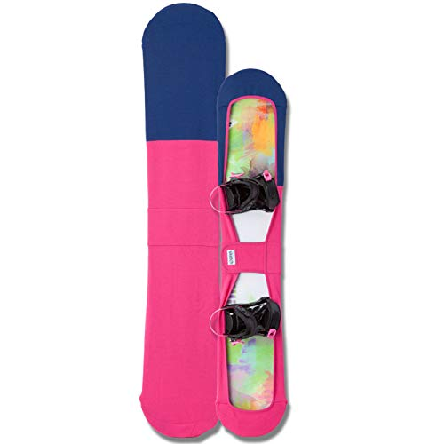sketch ニットケース ソールガード 2 tone color Knitcase (Navy Pink, M/L)