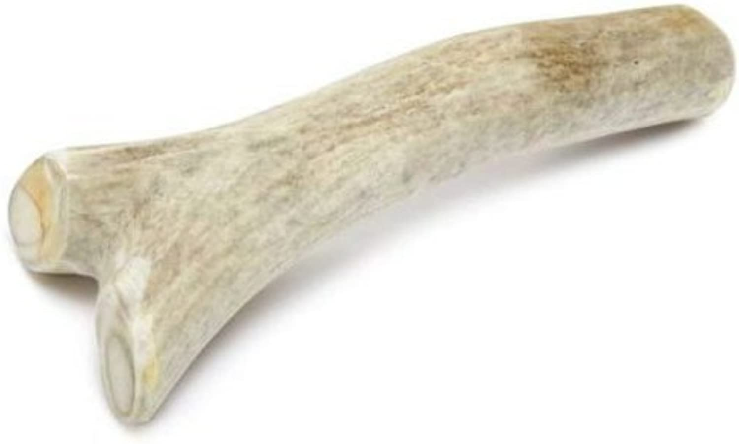 Ranch Rewards 8 to 9Inch Deer Antler Chew, Large by Ranch Rewards