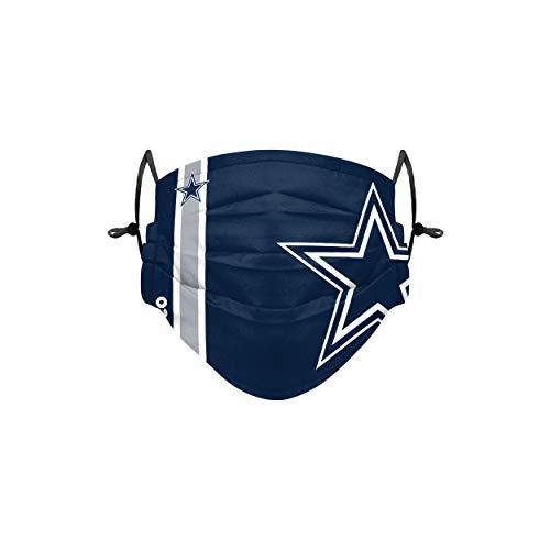 Forever Collectibles UK Dallas Cowboys - Copriviso con logo sul campo