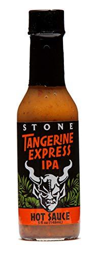 Stone Brewing Tangerine Express IPA Hot Sauce 5 fl oz 1 Pack
