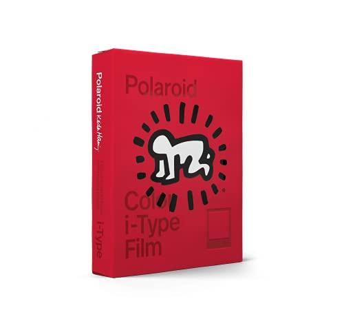 Polaroid - 9064 - i-Type Farbfilm -Keith Haring Edition (8 Fotos)