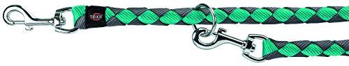 Trixie 143612 Cavo V~Leine, L–XL: 2,00 m/ø 18 mm, ozean/graphit