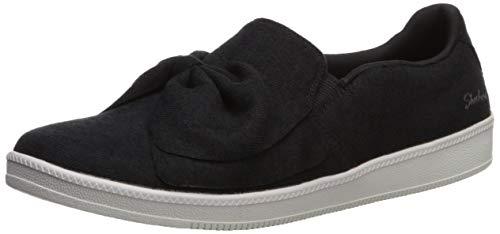 Skechers Women's Madison AVE-My Town Sneaker, BLK=Black, 10 M US