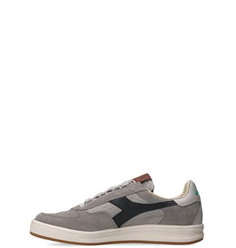 Diadora Sneaker Heritage Uomo B Elite H Italia 201 174906 01 75047 Colore rain Gray ss19 42