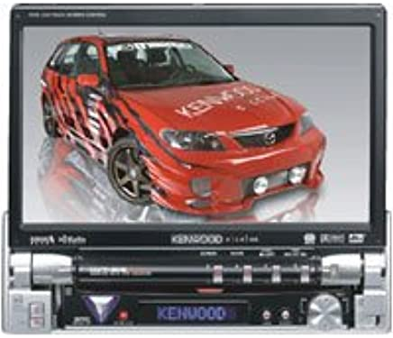 amazon com: kenwood excelon kvt-815dvd 7 touchscreen lcd monitor w/  dvd/cd/mp3 receiver & hd / sirius radio controls: computers & accessories