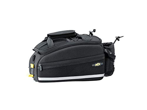 Topeak MTX Trunk Bag EX Black One Size