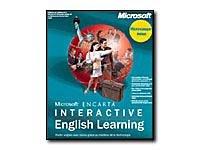 ENCARTA ENGLISH LEARNING PCD