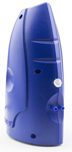 Interpet Airvolution Air Oxygen Pump for Aquarium Fish Tank Aeration, Ultra Quiet, Powerful, AV4 for Aquariums 150-200 Litre