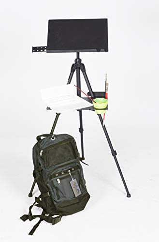 The En Plein Air Pro Traveler Series for Watercolor with Sunpak 2001 Tripod