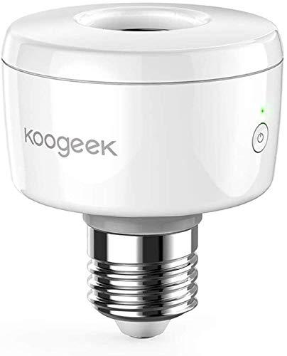 Koogeek Bombillas WiFi de Smart Socket
