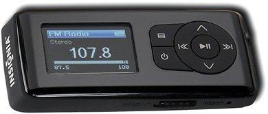 INSIGNIA 1GB MP3 PLAYER -Model: NS-DA1G