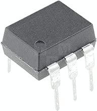 Optocoupler, Triac Output, DIP, 6 Pins, 5.3 kV, Zero Crossing, 800 V
