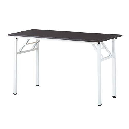 DunShan Klapptisch Training Studiertisch Schreibtisch Langer Tisch Schreibtisch Konferenztisch Klappbarer Esstisch Lerncomputertisch
