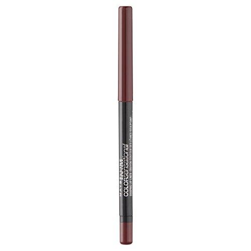 Maybelline Color Sensational Lipliner Nr. 775 Copper Brown, Lippenkonturenstift, für eine makellose...