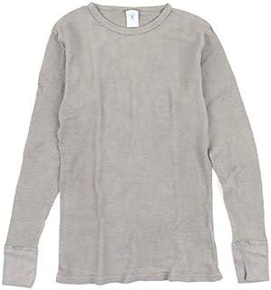 Velva Sheen(ベルバシーン)1パック スラブサーマル 無地 長袖 Tシャツ 1PAC SLUB THERMAL 161462
