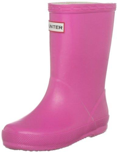 Botas de agua para niños Hunter, diseño clásico, color, talla 37 EU Niño