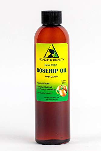 Rosehip Seed Oil Unrefined by H&…