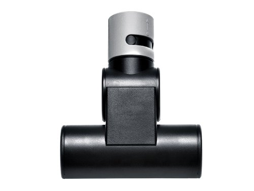 Bosch Polsterbürste Turbo BBZ42TB, für Staubsauger, Turbobürste, ideal für Tierhaare, Flusen und Fasern, für Handstaubsauger der Reihe BHS 4 nur mit Adapter BBZ 4 AD 1, schwarz