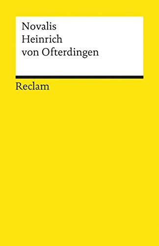 Heinrich von Ofterdingen (Reclams Universal-Bibliothek)