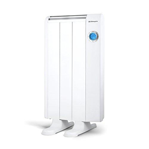Orbegozo RRE 510 – , 500 W de potencia, 3 elementos, pantalla digital LCD, mando a distancia y funcionamiento programable
