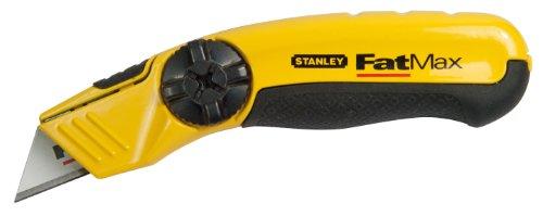 Preisvergleich Produktbild Stanley FatMax Messer (feststehende Klinge,  robustes Gehäuse,  ergonomisches Design InterLock magnetische Spitze) 0-10-780