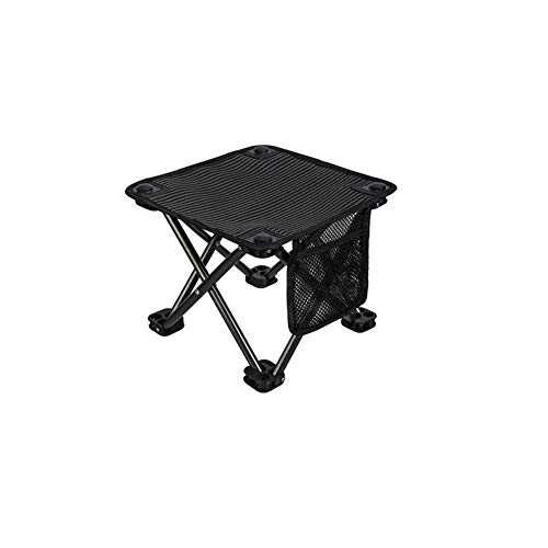 JXDD Outdoor Mini Maza is Suitable for Camping Beach Picnic Stool Portable Foldable Stool 10-24