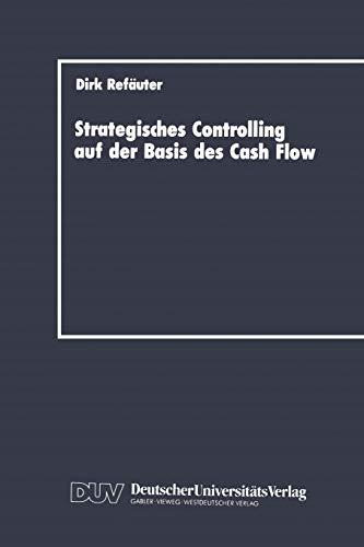Preisvergleich Produktbild Strategisches Controlling auf der Basis des Cash Flow