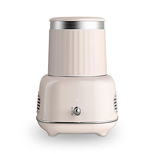 Enfriador de Botellas Electrónico Refrigeración Super Copa Bebida Refrigeración y calefacción Copa Hogar Desktop Portátil Enfriamiento instantáneo y calefacción rápida Taza Fácil de Cargar