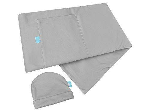 BABY MINK | Fular elástico ergonómico para recién nacido y bebé - rebozo...