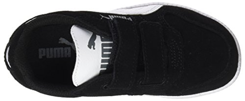 Puma Unisex-Kinder Icra Trainer SD V PS Sneaker, Schwarz Black-White - 2