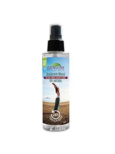 Genuine Desodorante Mineral Spray 150Ml. S/P 300 g