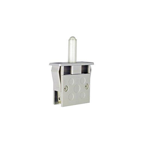 Tastenschalter Schalter Taste Drucktastenschalter Lichtschalter 1 fach fürs Licht Kühlschrank Original Electrolux 899671150192 8996711501925 Santo Carat Siehe Interfunk