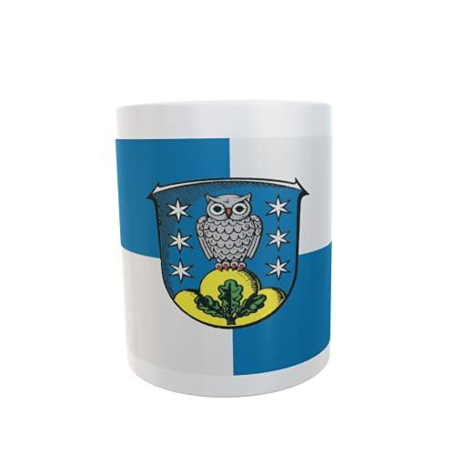 U24 Tasse Kaffeebecher Mug Cup Flagge Oberaula
