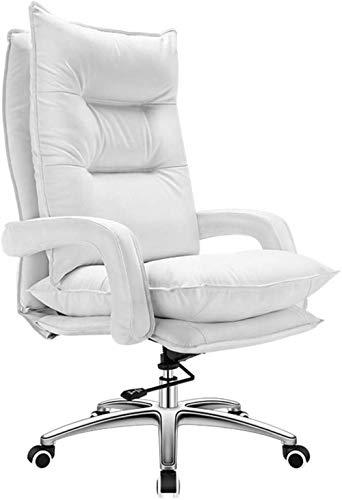 Xiuyun Executive Recline PU Racing - Silla para gaming (doble capa, respaldo alto, asiento grande y función de inclinación, peso 150 kg)