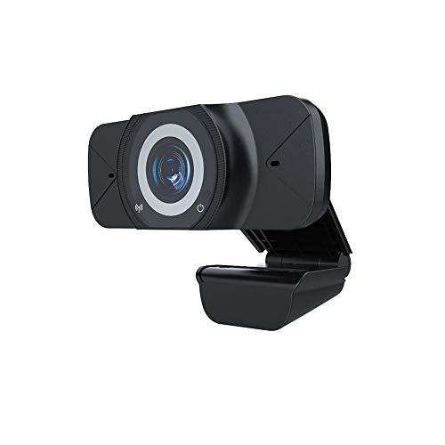 YUNBEI Webcam 1080P/30FPS Live Streaming Webcam con micrófono HD Webcam computadora portátil cámara web para videoconferencia en línea enseñanza