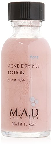 M.A.D Skincare Acne Drying Lotion - Intensive Overnight Spot Treatment