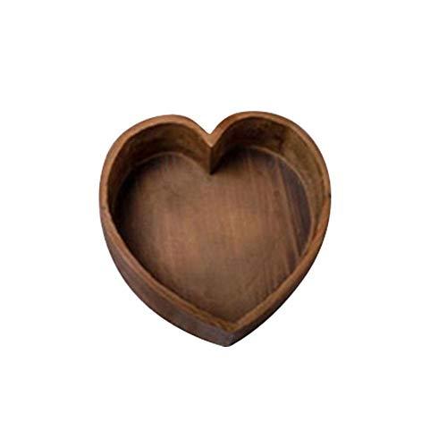 Nouveau-né Bébé Photographie Amour Forme Lit Accessoires Petite Baignoire En Bois Berceau Accessoires Photo Lit Bébé Pour Bébé Garçons Filles
