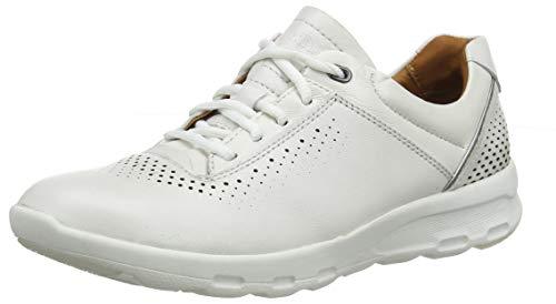 Rockport Lets Walk Womens Ubal Trainers, White (Pearl White 002), 6.5 UK (40 EU)