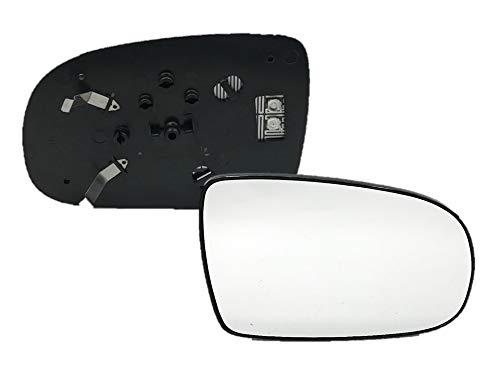 Spiegel Spiegelglas Außenspiegel Glas Rechts konvex beheizt Corsa C 00-09